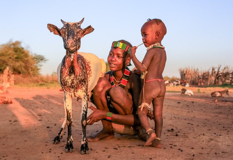 Hammer Tribe - Omo Valley, Ethiopia