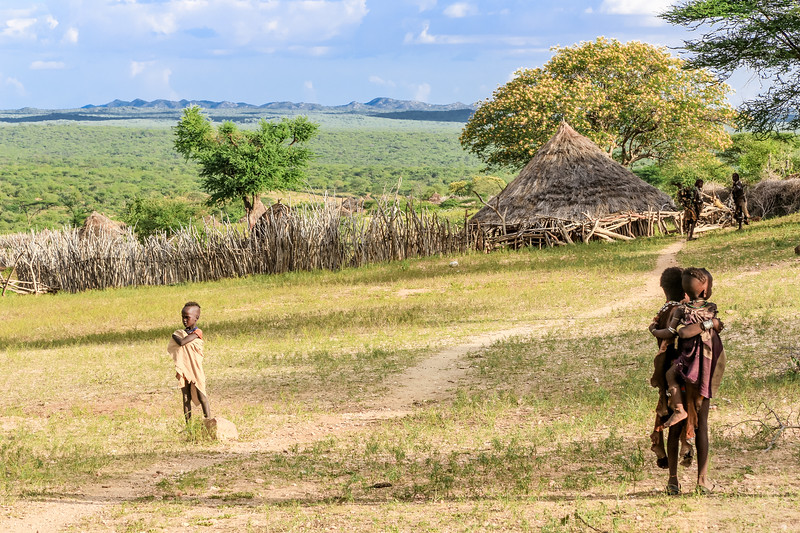 Hammer Village - Omo Valley, Ethiopia