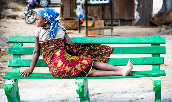 Waiting, Ilha de Mozambique - Mozambique