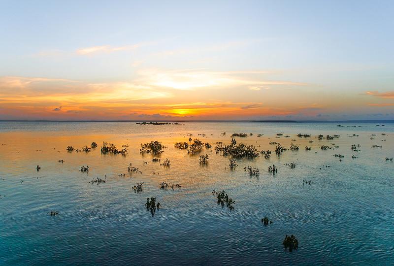 Flamingo Bay, Inhambane - Mozambique