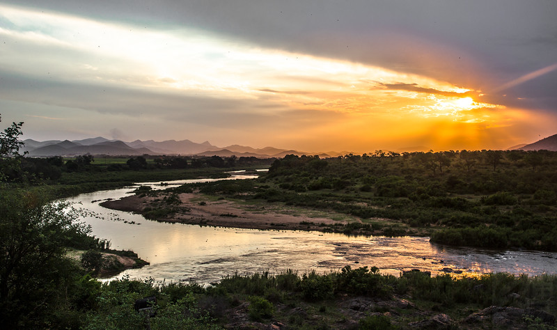 Crocodile River - Kruger National Park, South Africa