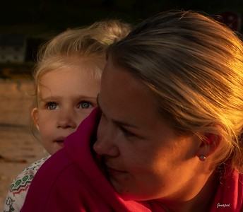 Amalie og Mia