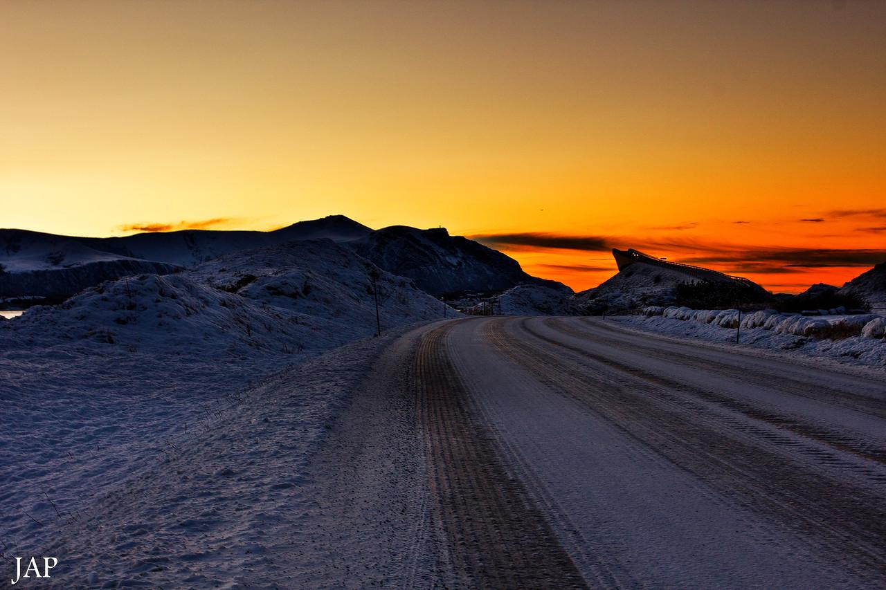 Atlantic Road/Atlanterhavsvegen