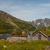 Frå Gaularfjellet/From Gaular Mountain
