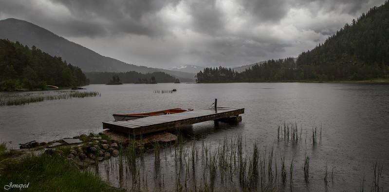 Bekkjarvatnet i Sunnfjord