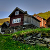 The Old Mountain Farm,Otternes in Flåm