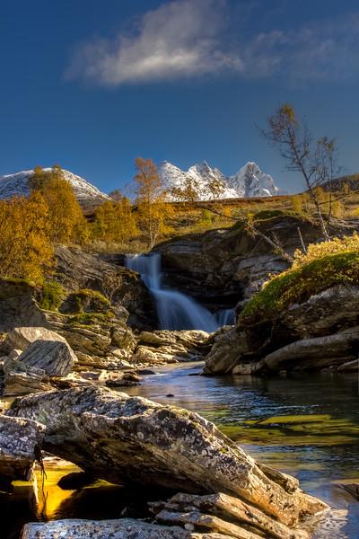 Haust på Sognefjellet/Autumn at Sognefjellet