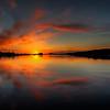 Sunset/Solnedgang