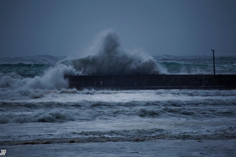 The Hurricane Berit /Orkanen Berit