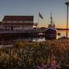I Østhusvik på Rennesøy er det vakkert