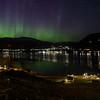 Aurora over Gloppefjorden