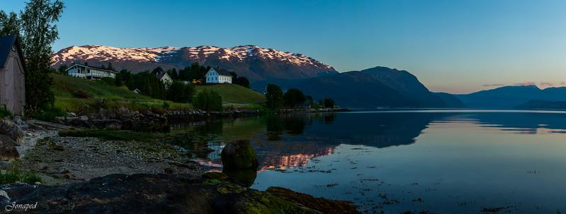 Morgon på Arnestad