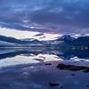 Januarmorgon på Gloppefjorden