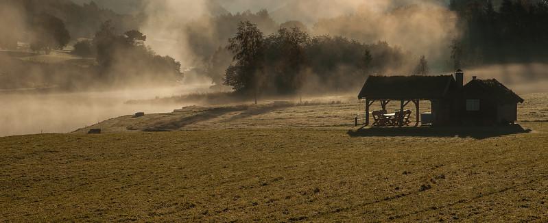 Haustmorgon ved Storelva