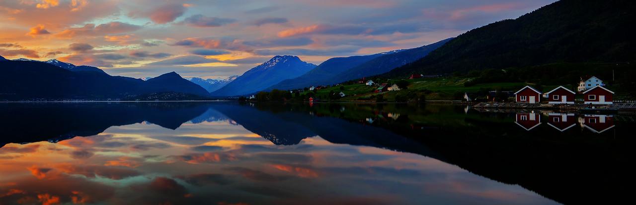 Midsummer Night in Nordfjord