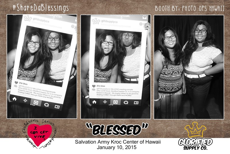 Glorified Supply Co  (Stand-Up Booth) - PhotoOpsHawaii