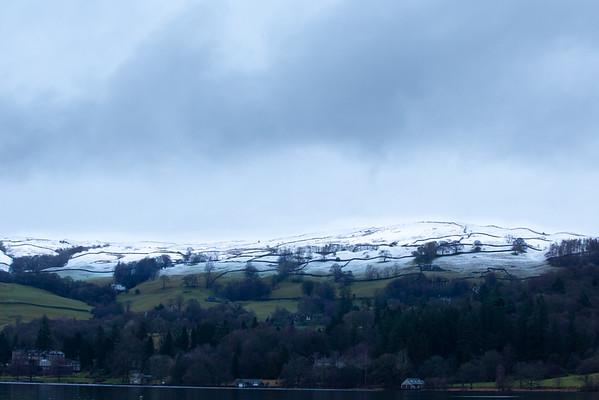 Lakeland snow line