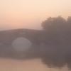 Sunrise at Potter Heigham bridge