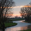 March Sunrise on the River Great Ouse