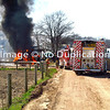 3/25/08 tractor fire Eaches Farm Jefferson Rd