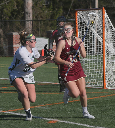 Manchester Essex vs. Newburyport Girls Lacrosse