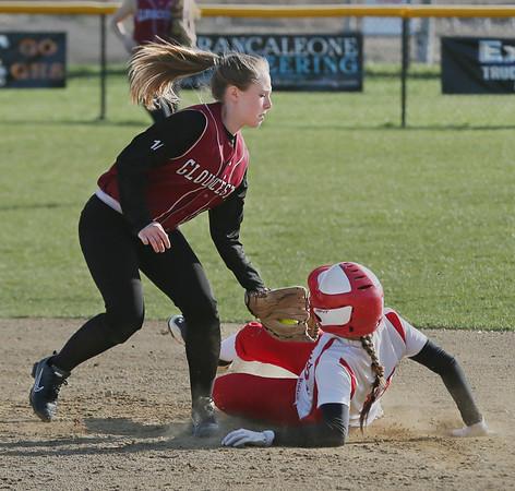 Gloucester vs. Saugus Softball
