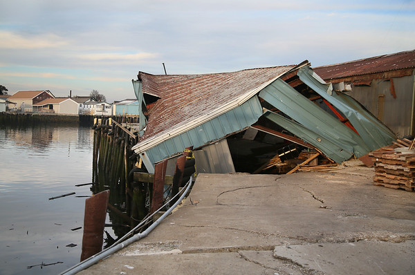 Wharf Collapses