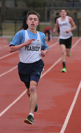 Peabody at Gloucester Track and Field