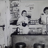 Kathleen Ricci, right, one of the original owners, and employees Pat Ball, left, and Mable Carlson at the Village Restaurant in Essex shortly after it opened in 1956.