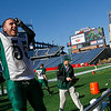 Manchester Essex's Max Quirk celebrates their 36-6 victory over Tri-County in the Division 4 Super Bowl game at Gillette Stadium on Saturday. Photo by Kate Glass/Gloucester Daily Times Saturday, December 6, 2008