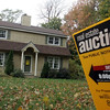 Gloucester:  A home on Brierwood Court is going up for foreclosure auction. Foreclosure auctions are on the rise signaling real estate troubles in Gloucester. Mary Muckenhoupt/Gloucester Daily Times.