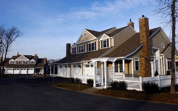 Gloucester: Developers of the Village at West Gloucester are contributing $325,000 to the city's affordable housing trust. Photo by Kate Glass/Gloucester Daily Times Monday, November 24, 2008