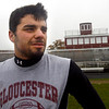 Gloucester: Gloucester senior Marc Alves has played offense, defense, and special teams this season, filling in where needed. Photo by Kate Glass/Gloucester Daily Times Thursday, November 6, 2008