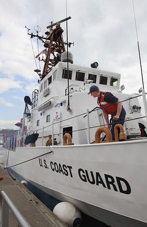 U.S. Coast Guard Cutter Key Largo