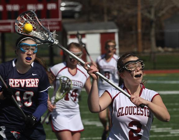 Gloucester vs. Revere Lacrosse