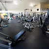 Manchester: The Manchester Athletic Club offers a variety of weight training equipment. Photo by Kate Glass/Gloucester Daily Times