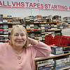 Manchester: xxxxx owner of Video Viewpoint in Manchester is closing her dorrs afer xx years at the end of the month becaus enot enough people rent movies anymore. xxxx owner the last independent video store on Cape Ann. Mary Muckenhoupt/Gloucester Daily Times