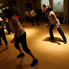 Manchester: The Manchester Athletic Club offers a variety of group exercise classes, including zumba (shown), cycling, yoga, and Body Pump. Photo by Kate Glass/Gloucester Daily Times
