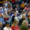 Rockport: Hundreds of residents filled the Rockport High School gymnasium for the Rockport Town Meeting held Saturday morning. Mary Muckenhoupt/Gloucester Daily Times