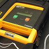 ALLEGRA BOVERMAN/Staff photo. Gloucester Daily Times. Gloucester: The Action shelter has just received a defibrillator.