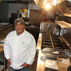 ALLEGRA BOVERMAN/Staff photographer. Gloucester Daily Times. Gloucester: Ohana owner and chef Enx Dadulas, of Rockport, will soon be opening the new eatery at 151 Main Street.