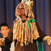 """If I were king,"" proclaims ————, who played the Cowerdly Lion in Beeman Memorial Elementary School's production of The Wizard of Oz on Friday afternoon. Jesse Poole/Gloucester Daily Times April 13, 2012"