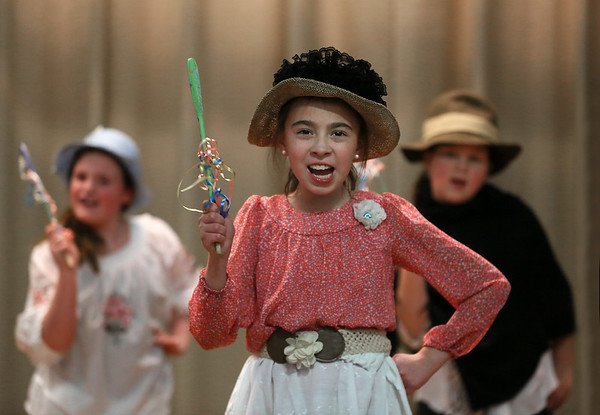 Mary Poppins Musical Review