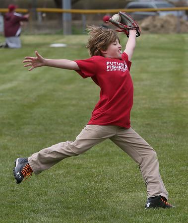 GHS Youth Baseball Clinic