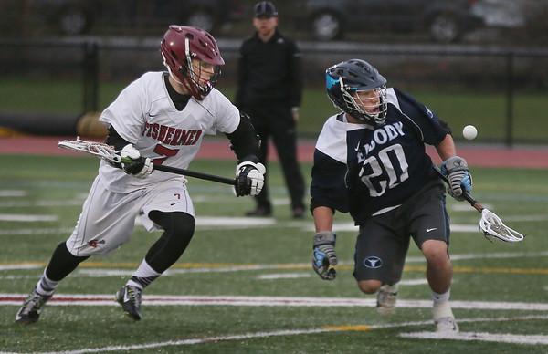 Gloucester vs. Peabody Boys Lacrosse