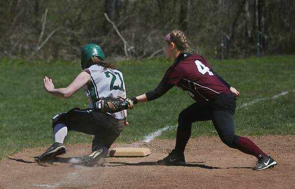 Rockport vs. Manchester Essex Softball