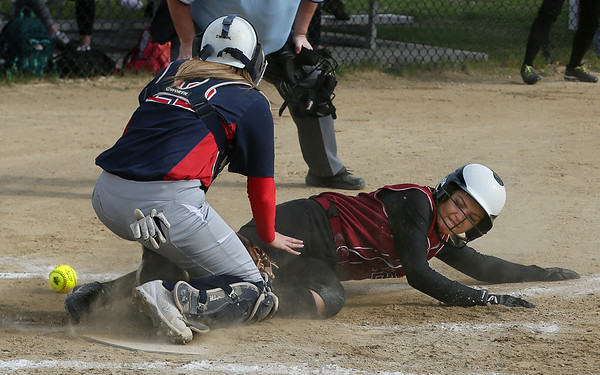 Gloucester vs. Revere Softball