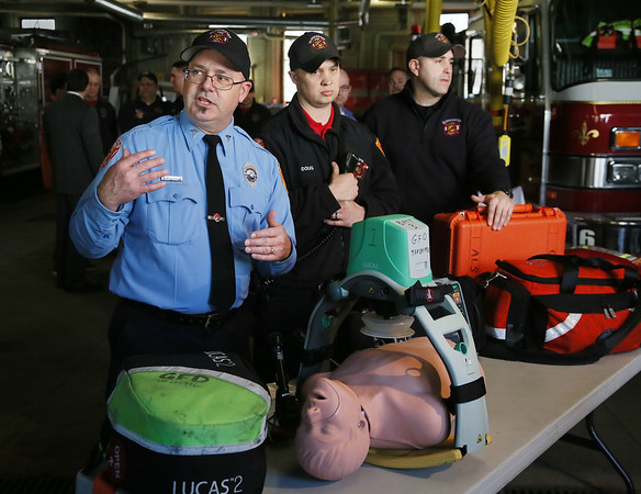Man Saved With CPR Tool