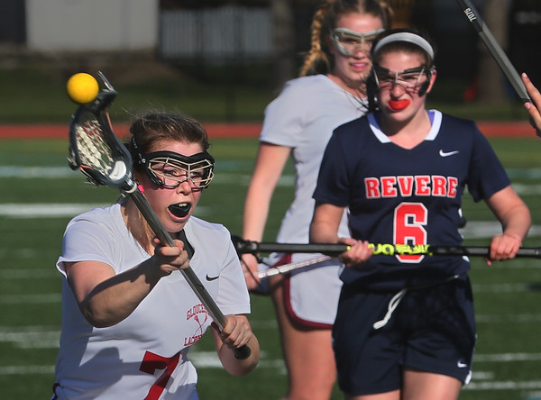 Gloucester vs. Revere Girls Lacrosse