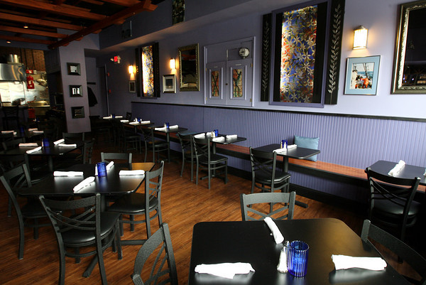 Gloucester: Catch 22 Bistro is now open in the former location of Old Timers Tavern on Rogers Street. Photo by Kate Glass/Gloucester Daily Times